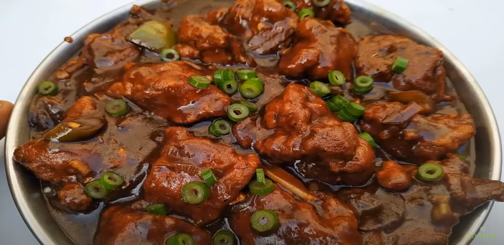 Chicken Manchurian recipe, How to make chicken manchurian