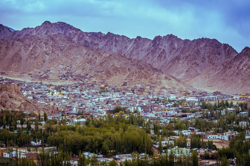 Facts About leh ladakh