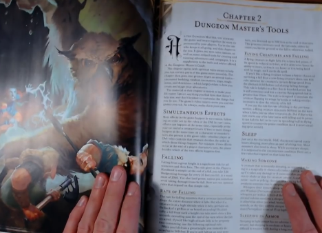 PHOTO OF CHAPTER 2: DUNGEON's MASTER TOOLS