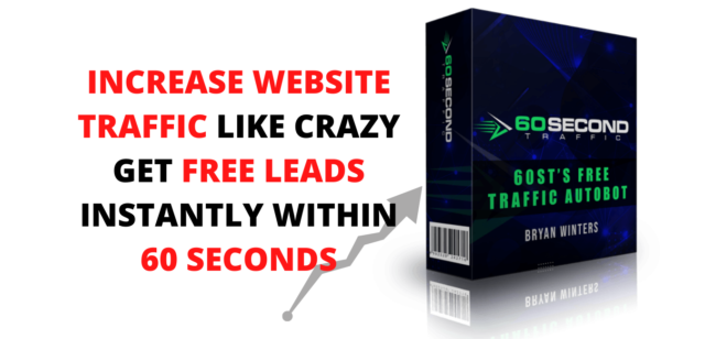 60 Second Traffic Review- Turbo Website Traffic